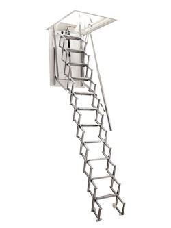 Escaleras mundo c es - Escalera de techo ...