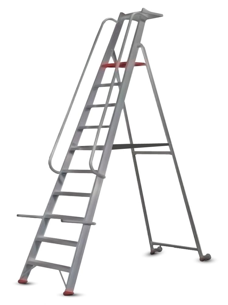Escalera de almac n junior mundo c es - Escaleras para almacen ...